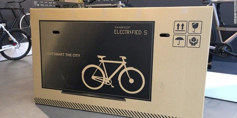 Why This Bike Company Put A Tv On Its Box