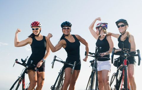 what does cycling do for your body