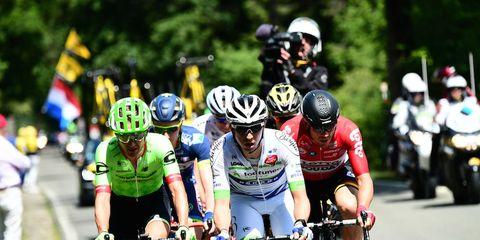 Nate Brown Tour de France 2017