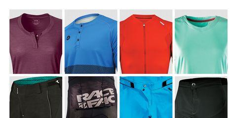 mountain bike apparel