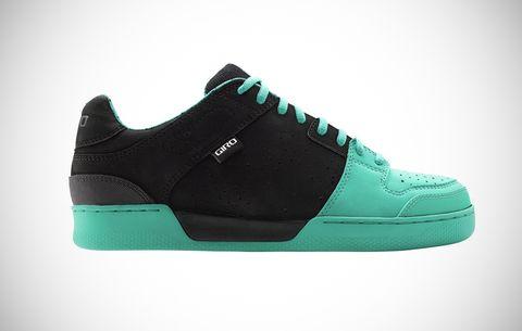 flat MTB shoes