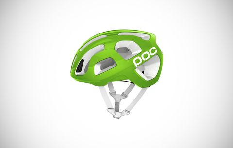 green cycling gear