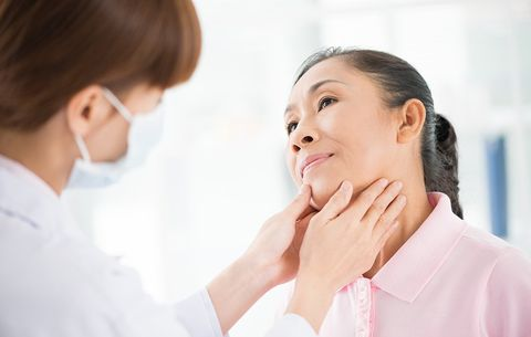 signs of thyroid cancer, thyroid cancer symptoms
