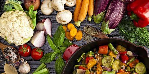 vegetarian diet not working