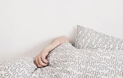 skimping sleep