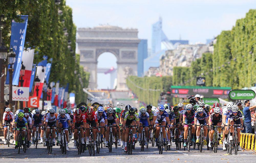 9e4552e61 Fastest Bikes at the 2017 Tour de France