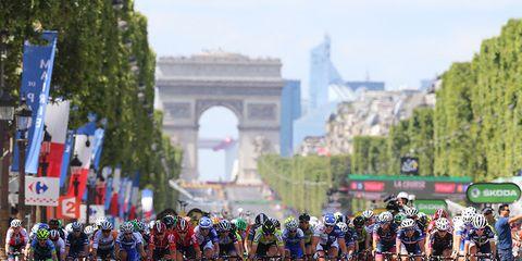 Tour de France La Course