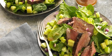 Thai Beef Salad With Mint
