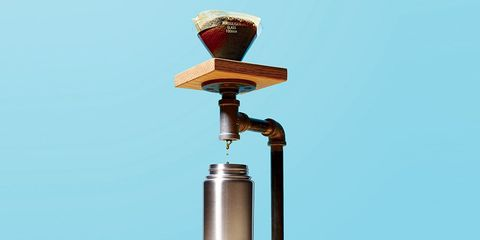 DIY coffee maker