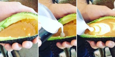 avocado lattes