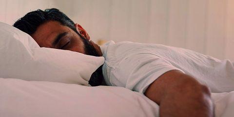 sleeping on weekend
