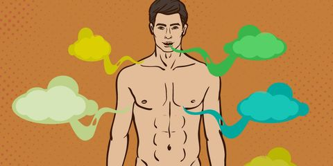 body odors signal health problems