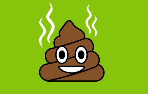 smelly poop lactose intolerant