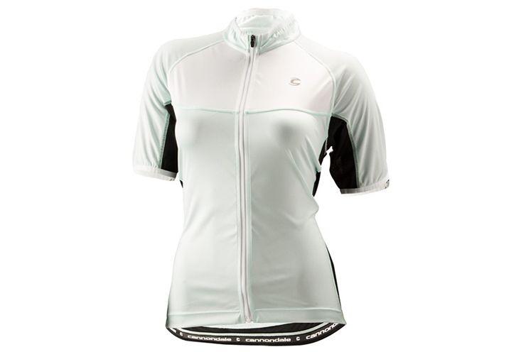 Scott Trail 40 Short Sleeve Womens Cycling Jersey Green