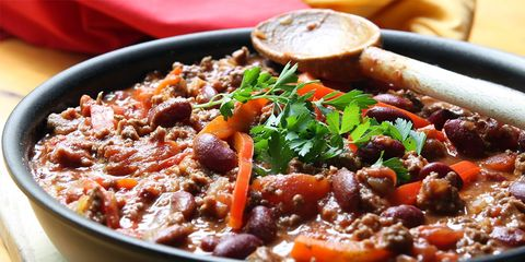 How to make healthier chili