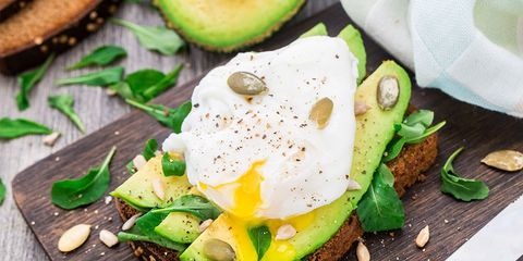 High-fat breakfast ideas for weight loss