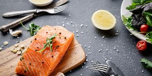 Best healthy salmon recipes