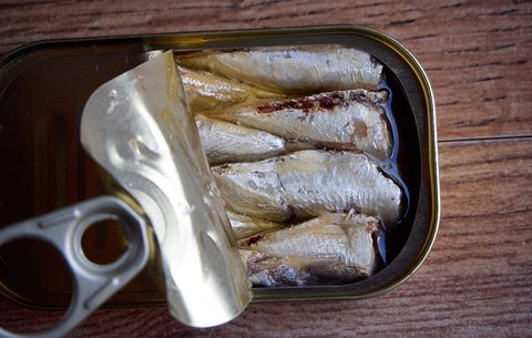 canned fish is one of the healthiest meats