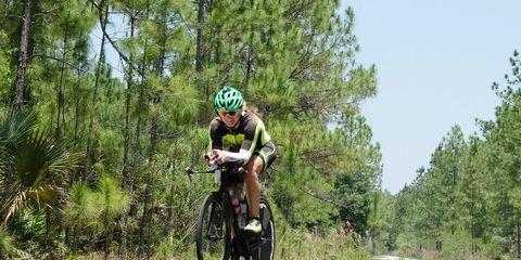 amanda coker cyclist record