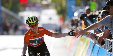 Amanda Spratt Tour Down Under
