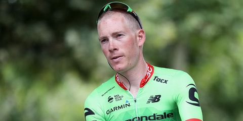 Andrew Talansky Retires From Pro Cycling