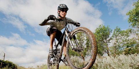 Bicycle tire, Bicycle frame, Bicycle wheel, Bicycle wheel rim, Bicycle fork, Bicycles--Equipment and supplies, Mountain bike, Bicycle handlebar, Spoke, Bicycle helmet,