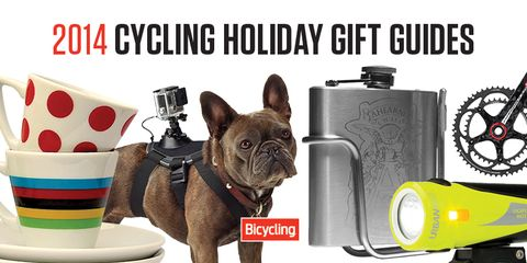 Bicycling's 2014 Holiday Gift Guide