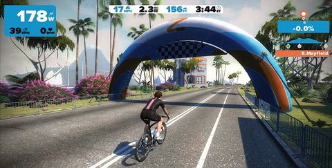 Virtually Awesome   Bicycling