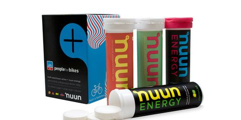nuun tablets hydration cycling