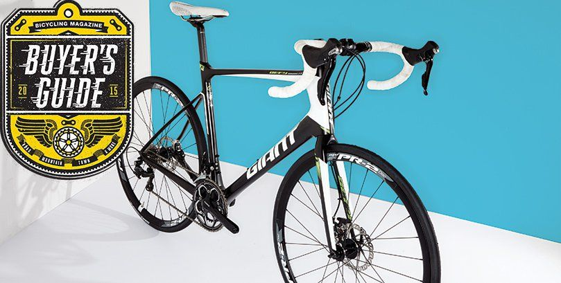 buyer s guide giant defy advanced 2 bicycling rh bicycling com Bicycling Magazine Logo Cycling Magazine Online