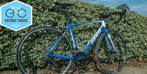 39892f1ef23 Road Bikes Under $1000: Giant Defy 3 2015 Editors' Choice: Giant ...