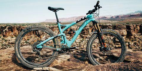 Bicycling 2015 Editors' Choice: Yeti SB5C X01