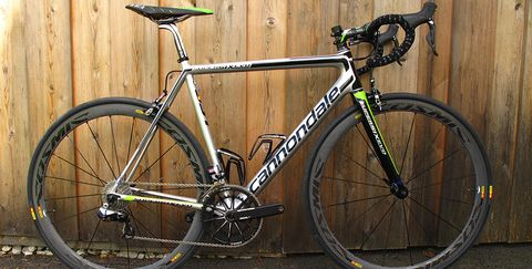 1b0d41a0352 First Look: Cannondale SuperSix EVO Hi-Mod | Bicycling
