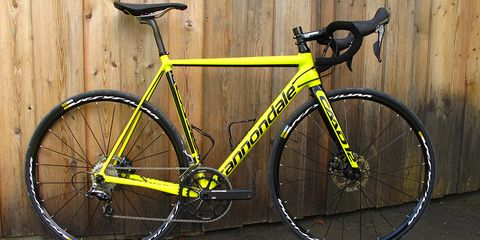 The newly released Cannondale CAAD12