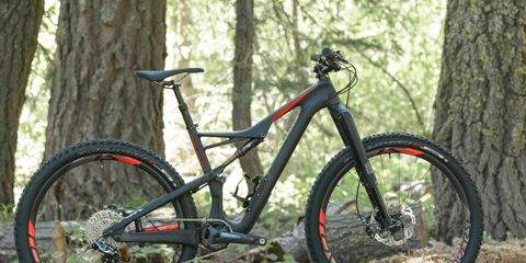Specialized S-Works Camber FSR Carbon 650b