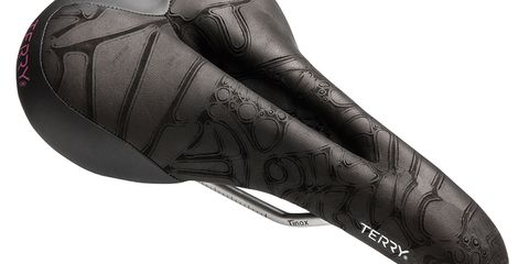 Bicycle Seat: Terry Butterfly Saddle