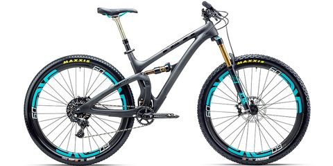 The 2016 SB4.5c: Yeti's newest addition to its SB lineup.