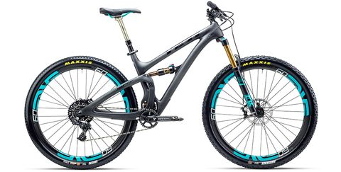 The Yeti SB4 5c is a Versatile Trail Machine   Bicycling