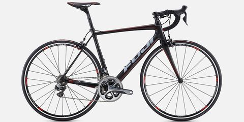 Fuji SL 1.3 has Dura-Ace Di2 and retails for $6,300.