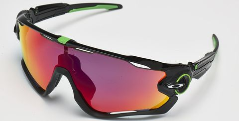4628a1a11e7 Look Sharp on the Podium in Oakley s Jawbreaker Sunglasses