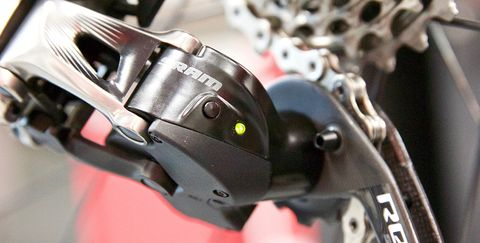 SRAM Red eTap is a Step Forward for Electronic Shifting