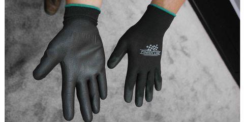 Finish Line Gloves