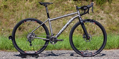 Litespeed's Kuiwa is a rugged adventure touring bike designed to fill the space between a mountain bike and a gravel bike.