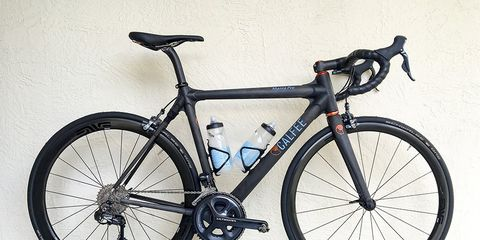 Calfee Manta Pro Suspension Road Bike