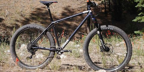 For bikes marketed as a simple machine, the Charge Cooker hardtail series offers a seriously rad, complex ride.