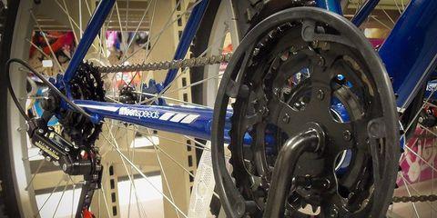 Walmart bikes have hidden costs