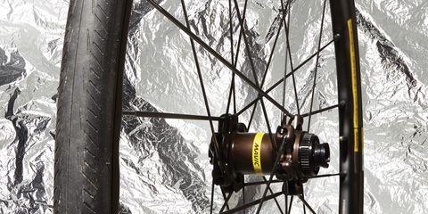 Mavic Ksyrium Pro Allroad Disc Wheel-Tyre System