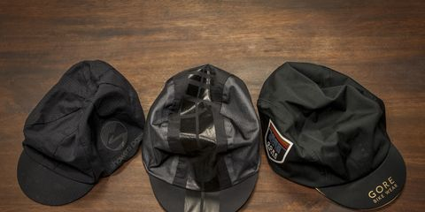 Stay dry, warm, and stylish through the downpour with these rain caps.