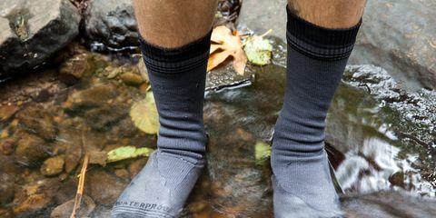 Showers Pass waterproof cycling socks