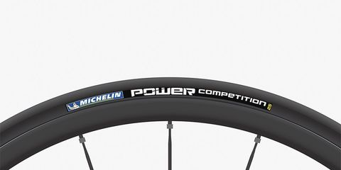 Michelin Power Competition tires